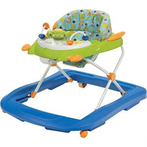 Safety First Sound And Light Activity Walker,Lil Safari