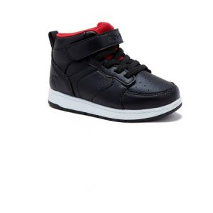 And 1 Toddler Boys Providence Athletic Shoe Black/Red