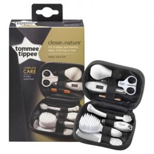 Tommee Tippee Closer to Nature Healthcare & Grooming Kit Catalogue Number: