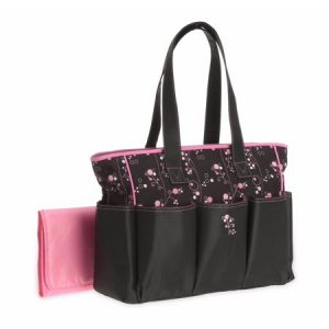 Graco Tote Diaper Bag With Changing Pad Priscillia