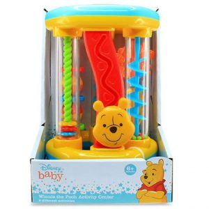 Disney Baby Winnie The Pooh Activity Center Learning Toy In Box
